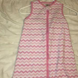 Other - Pink baby sleep sack